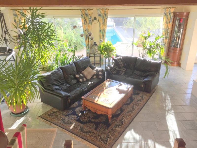 Sale house / villa Salles-d'angles 369250€ - Picture 11