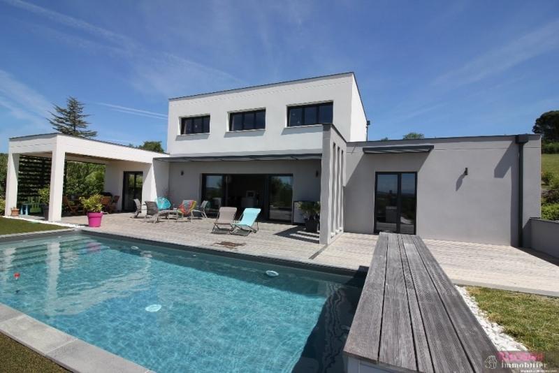 Deluxe sale house / villa Montgiscard secteur 698000€ - Picture 7