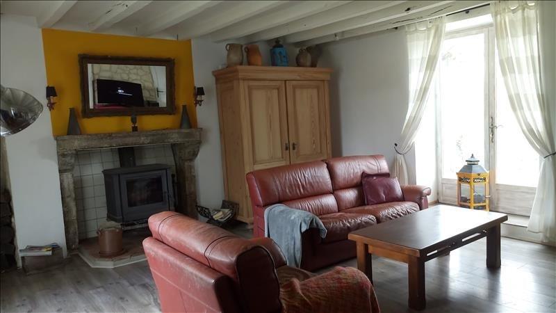 Sale house / villa Foret de troncais 139500€ - Picture 4