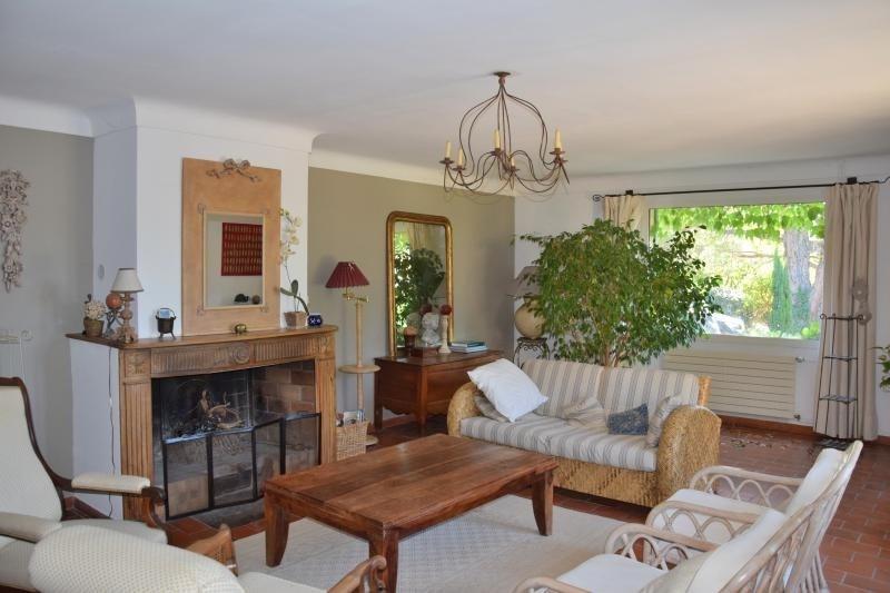 Vente de prestige maison / villa Eguilles 850000€ - Photo 3