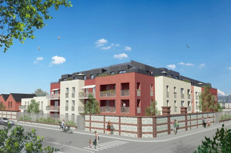 R sidence millefiori programme immobilier neuf rouen for Programme immobilier rouen