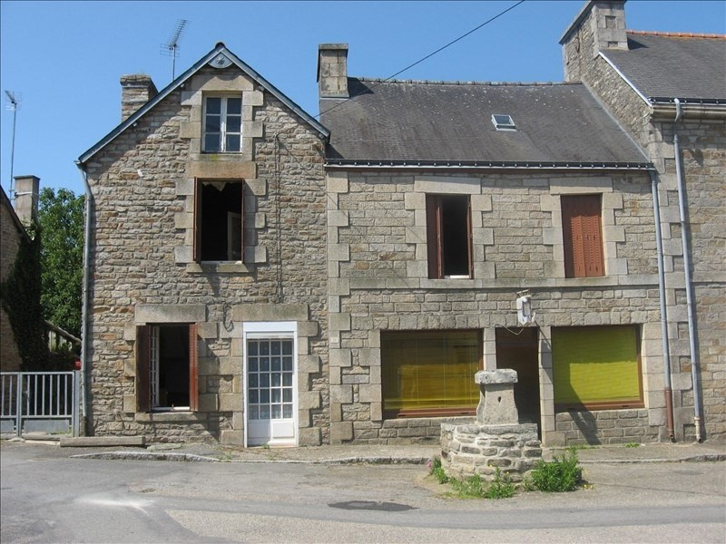 Vente maison / villa St servant 49 000€ - Photo 1
