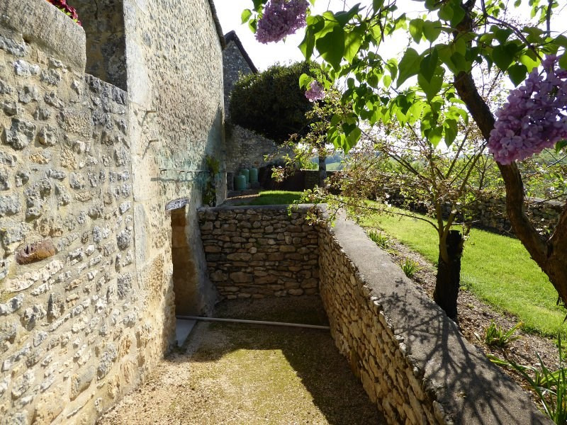 Vente maison / villa La bachellerie 320000€ - Photo 8