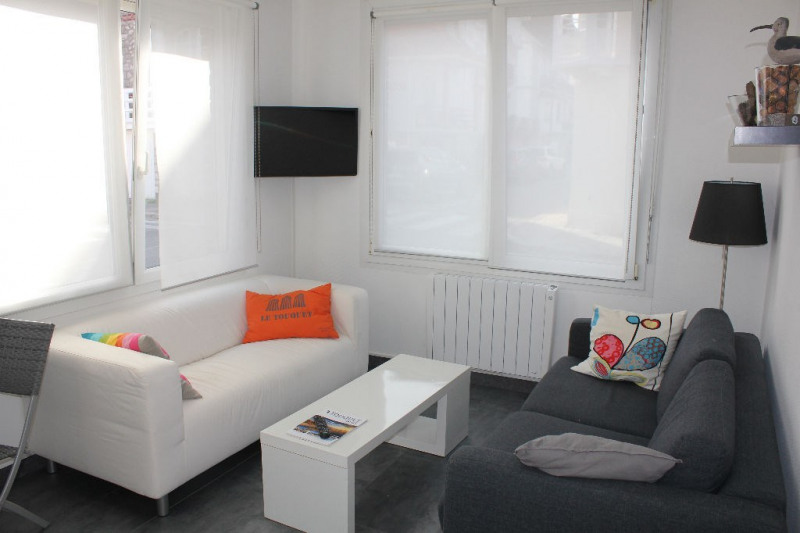 Vente appartement Le touquet paris plage 143100€ - Photo 1