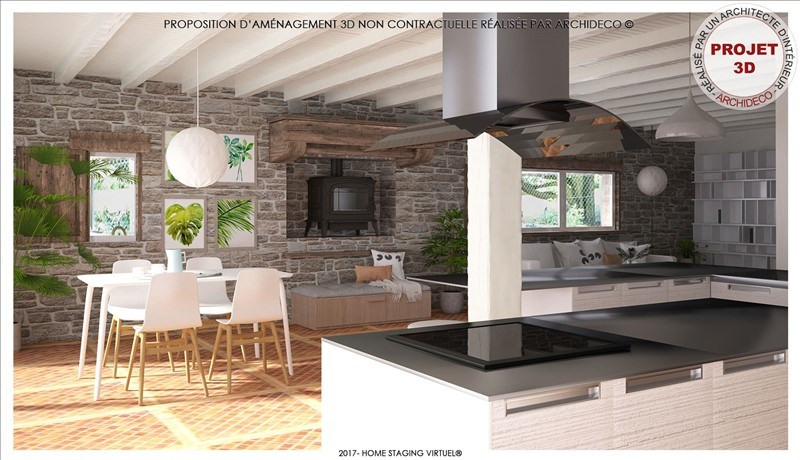 Vente de prestige maison / villa Clohars carnoet 695000€ - Photo 5