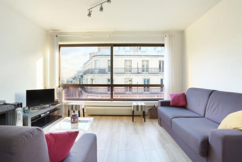 Vente de prestige appartement Paris 8ème 465000€ - Photo 6
