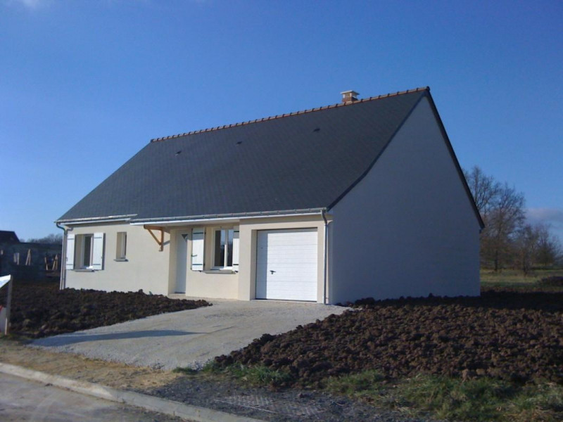 Maison  5 pièces + Terrain 532 m² Cormery par MAISONS D'EN FRANCE