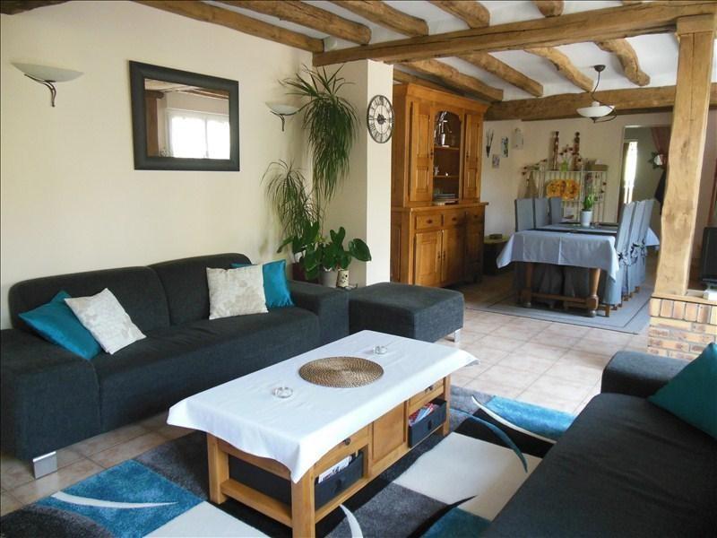 Sale house / villa Belbeuf 328000€ - Picture 1