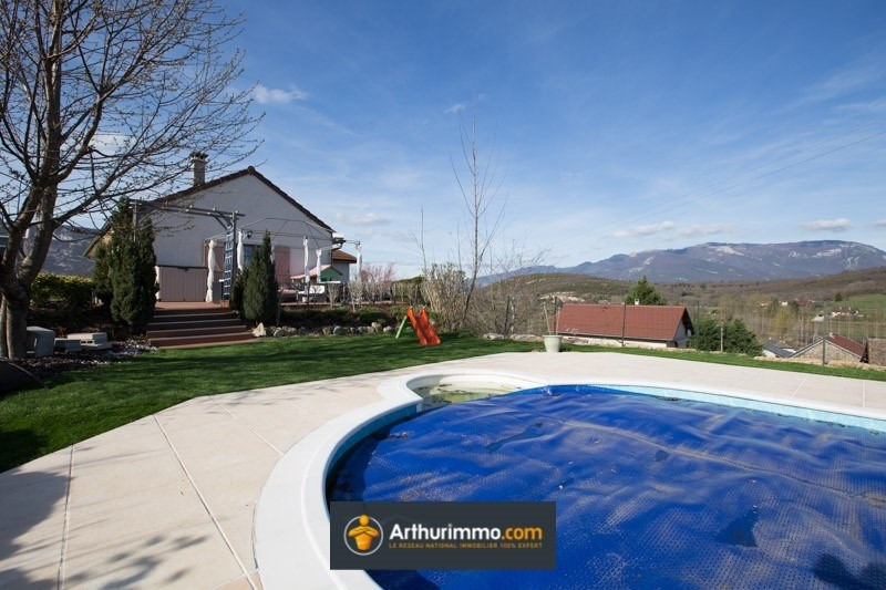 Vente maison / villa Belley 299500€ - Photo 3