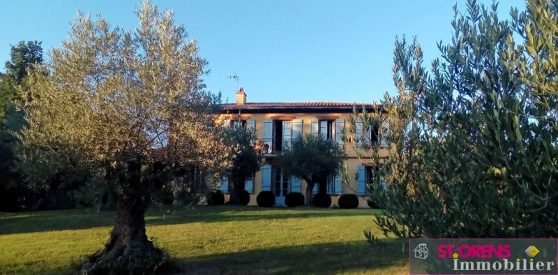 Deluxe sale house / villa Montgiscard secteur 976 000€ - Picture 1