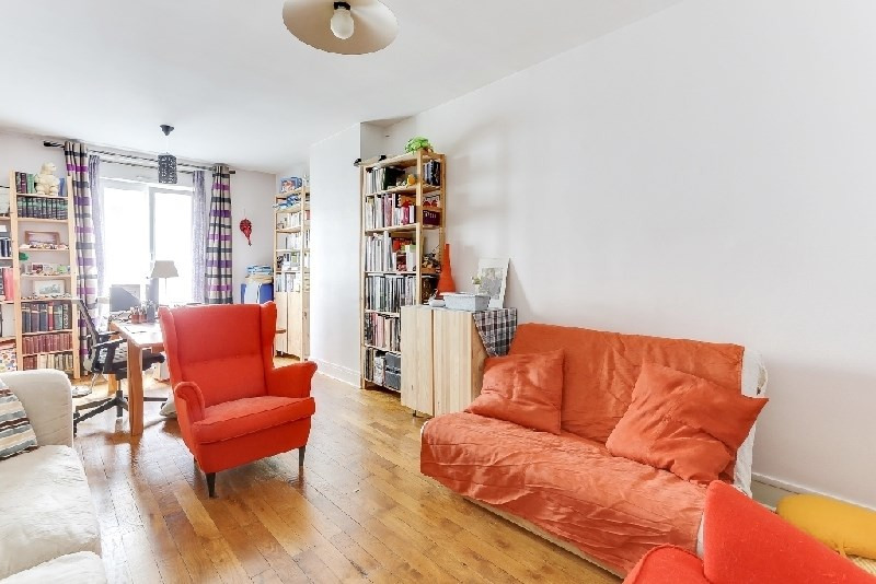 Sale apartment Lyon 6ème 470000€ - Picture 4
