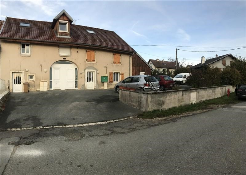 Verkoop  flatgebouwen Abbevillers 263000€ - Foto 3