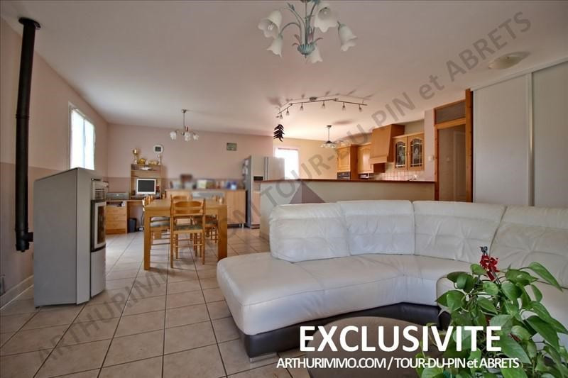 Sale house / villa Aoste 195000€ - Picture 2