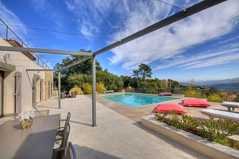 Verkauf von luxusobjekt haus Montauroux 1290000€ - Fotografie 4