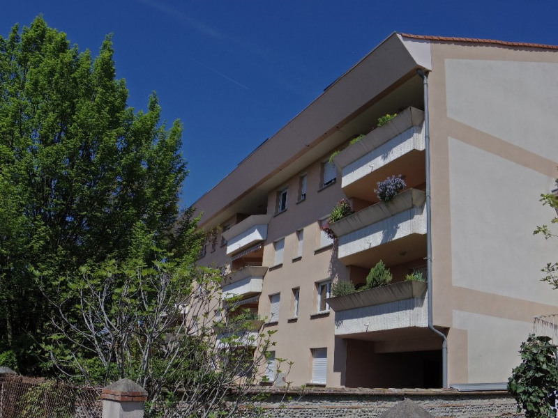 Rental apartment Toulouse 970€ CC - Picture 2