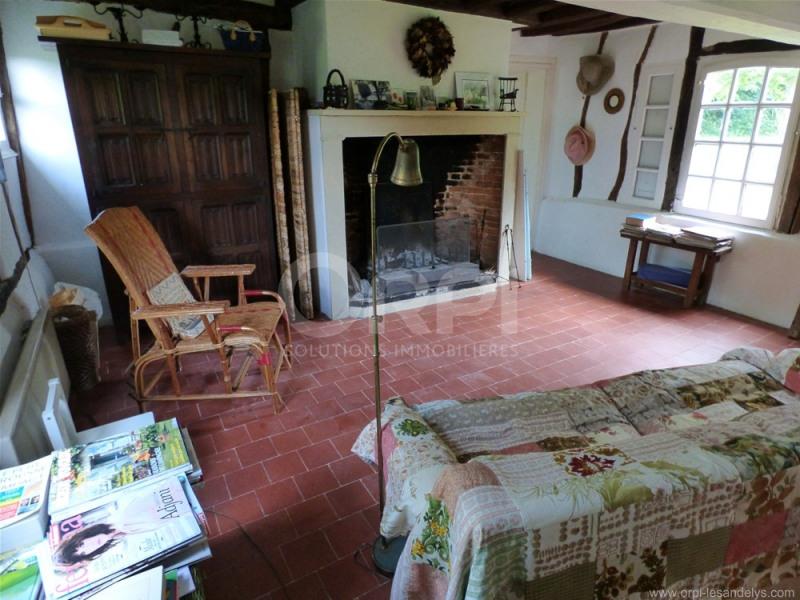 Vente maison / villa Lyons-la-forêt 167000€ - Photo 5