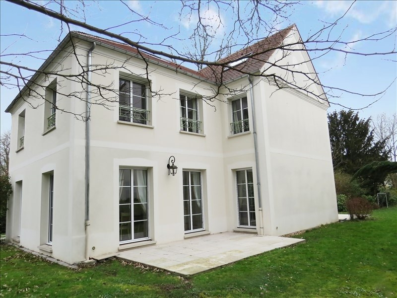 Deluxe sale house / villa Maisons-laffitte 1 750 000€ - Picture 2