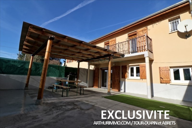 Vente maison / villa Bourgoin jallieu 168500€ - Photo 1