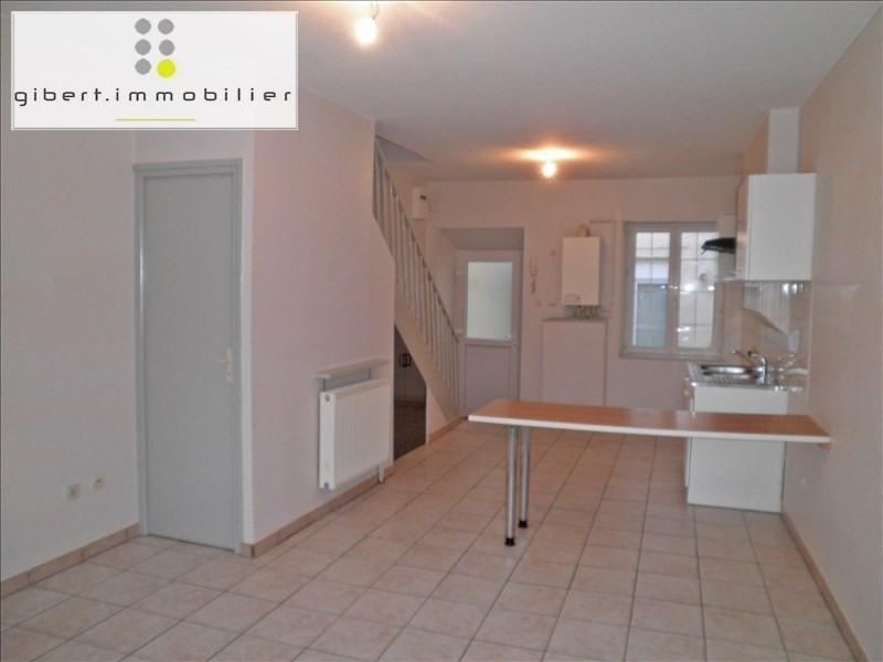 Rental house / villa Le puy en velay 446,75€ CC - Picture 1