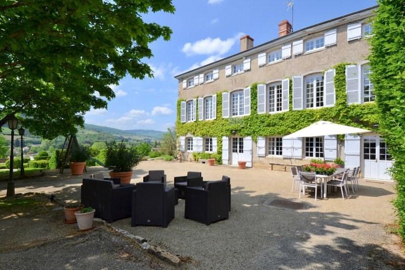 Deluxe sale house / villa La roche vineuse 945000€ - Picture 2