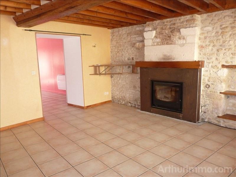 Vente maison / villa Cesny bois halbout 133500€ - Photo 1