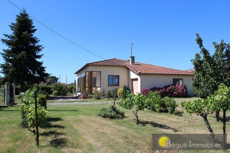 Vente maison / villa Pibrac 240000€ - Photo 1