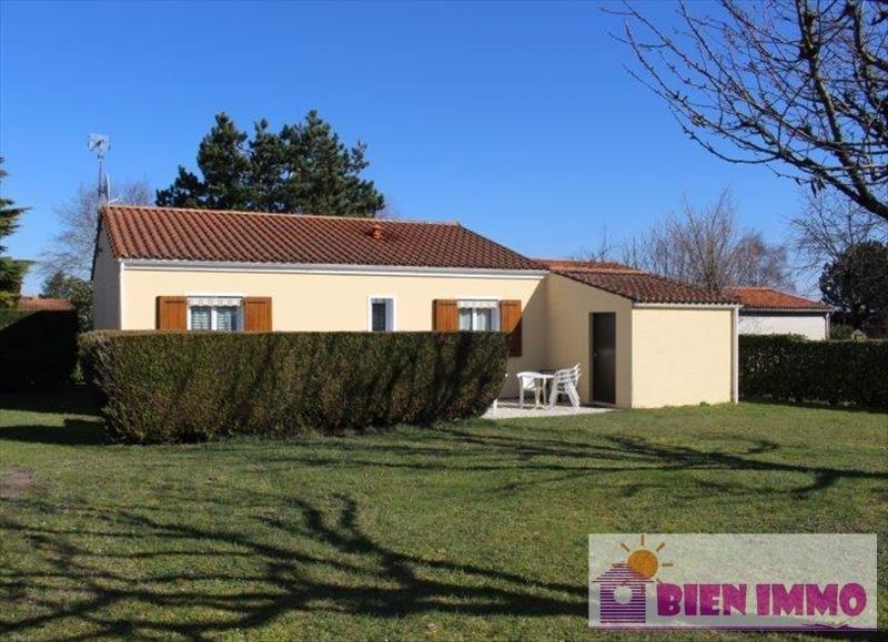 Sale house / villa Saint sulpice de royan 184625€ - Picture 2