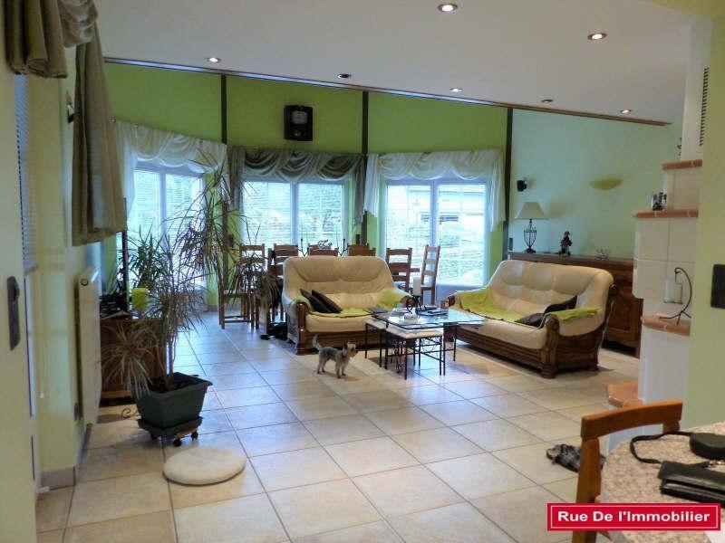 Vente maison / villa Haguenau 416000€ - Photo 5