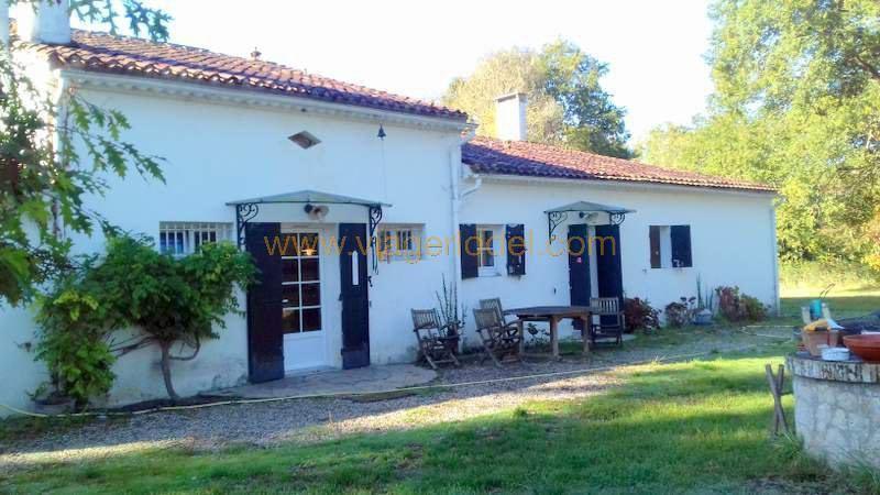 Vitalicio  casa Gaillan-en-médoc 130000€ - Fotografía 2