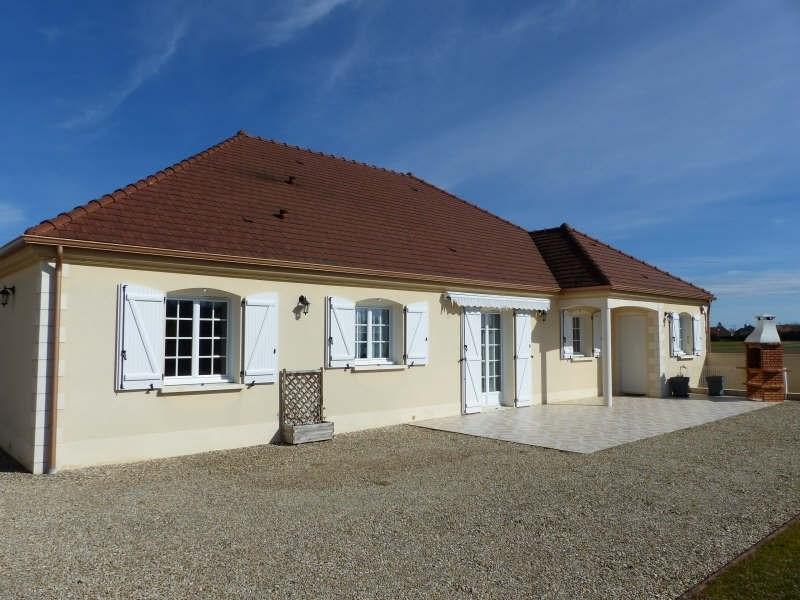 Vente maison / villa Vergigny 187000€ - Photo 2