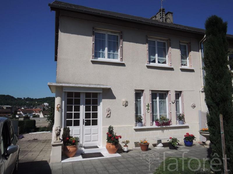 Vente maison / villa Pont audemer 147780€ - Photo 1