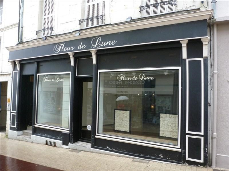 Location local commercial Chatellerault 500€ HT/HC - Photo 1