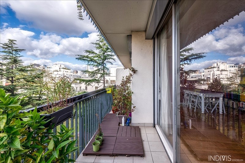 Sale apartment Suresnes 540 000€ - Picture 5