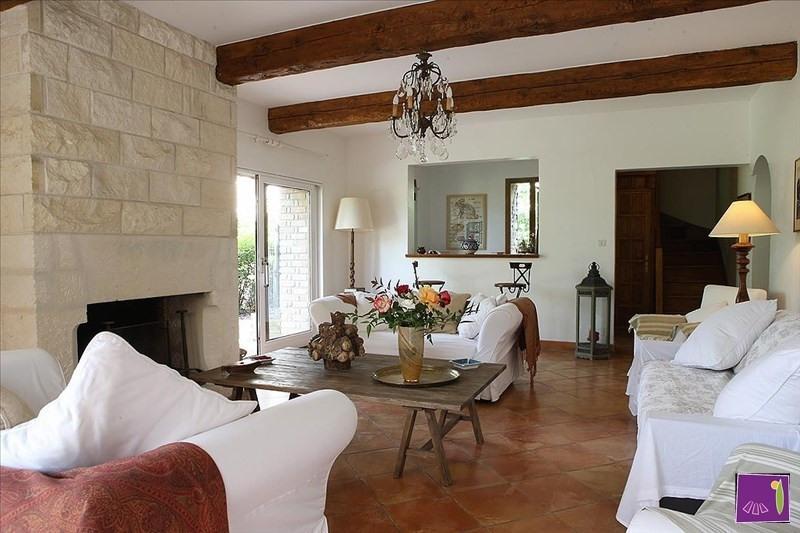 Deluxe sale house / villa Barjac 425000€ - Picture 3