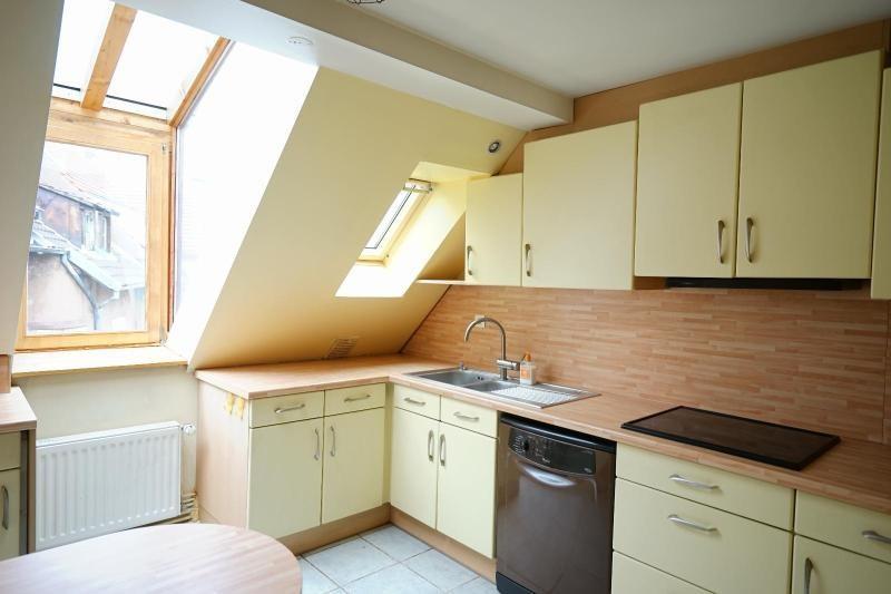 Verkoop  appartement Strasbourg 485000€ - Foto 3