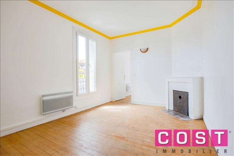 Verkoop  appartement Asnieres sur seine 179000€ - Foto 1