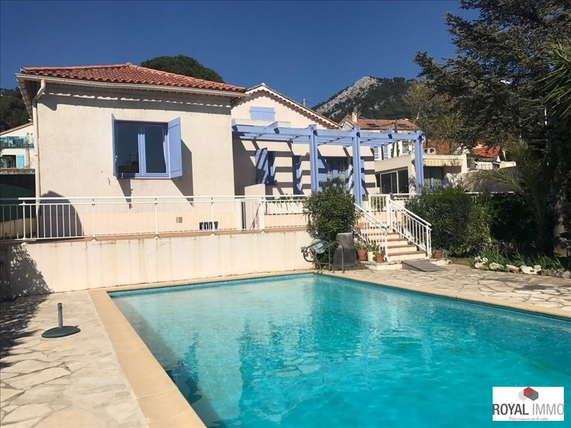 Vente de prestige maison / villa Toulon 569 000€ - Photo 1