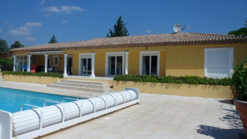 Verkauf von luxusobjekt haus La motte 691000€ - Fotografie 1
