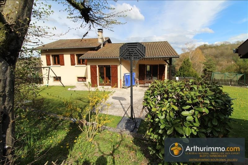 Vente maison / villa Bourgoin jallieu 262 000€ - Photo 1