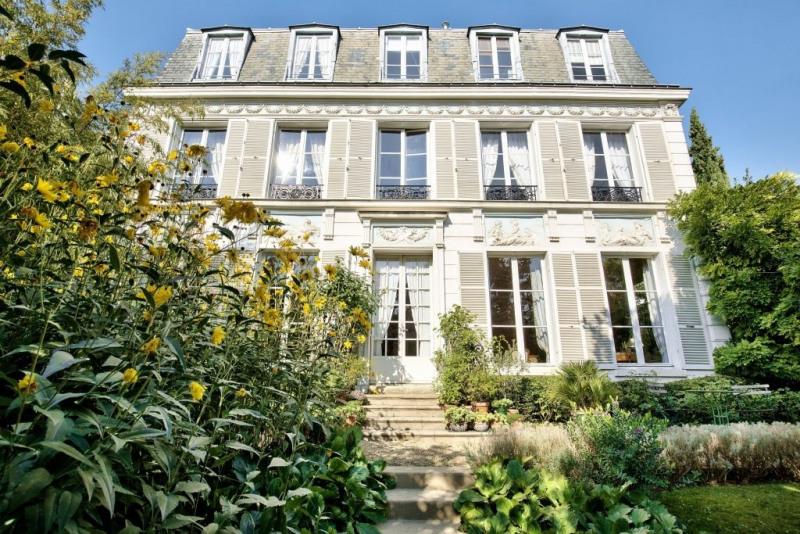 Immobile residenziali di prestigio casa Paris 16ème 5300000€ - Fotografia 3