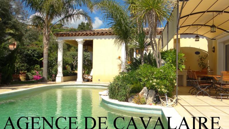 Sale house / villa Cavalaire 995000€ - Picture 1