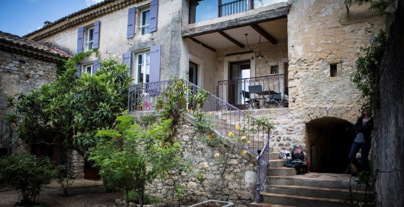 Deluxe sale house / villa Uzes 1 995 000€ - Picture 1