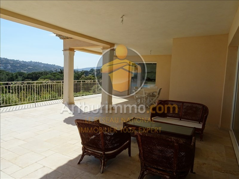 Deluxe sale house / villa Sainte maxime 1 750 000€ - Picture 3