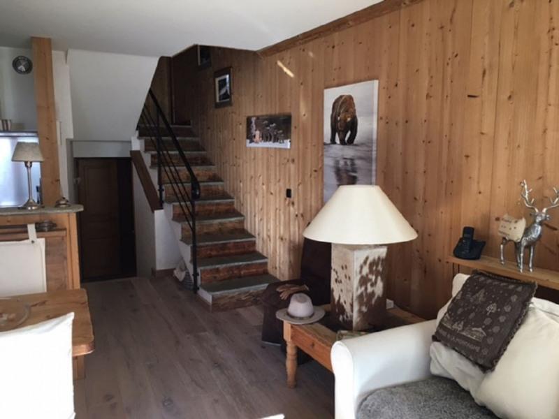 Deluxe sale apartment Chamonix mont blanc 787500€ - Picture 1