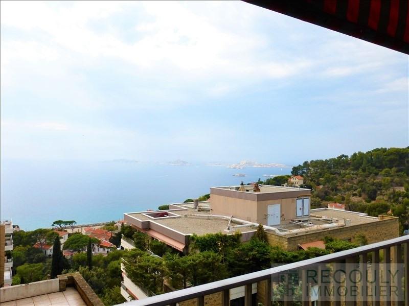 Vente de prestige appartement Marseille 7ème 795000€ - Photo 1
