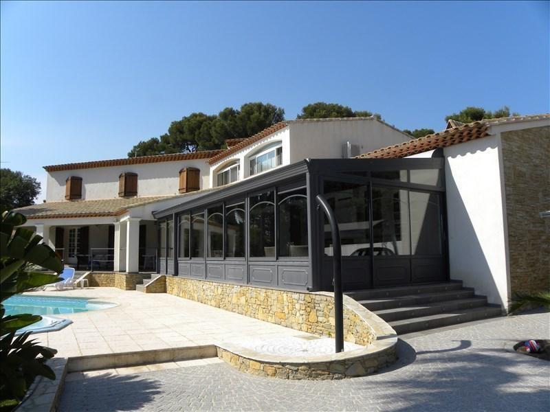 Vente de prestige maison / villa Six fours les plages 1657000€ - Photo 1