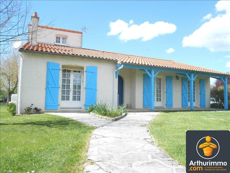 Sale house / villa Aulnay 170 910€ - Picture 1