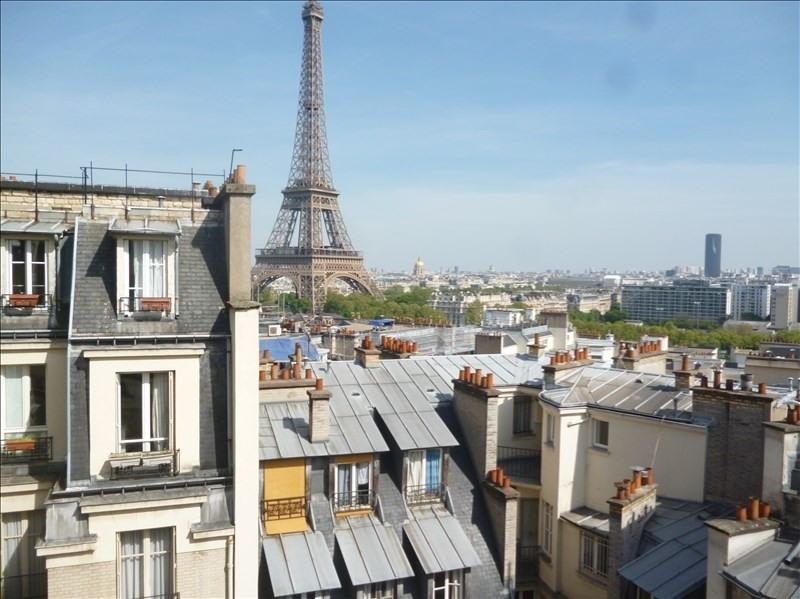 Sale apartment Paris 16ème 155000€ - Picture 1