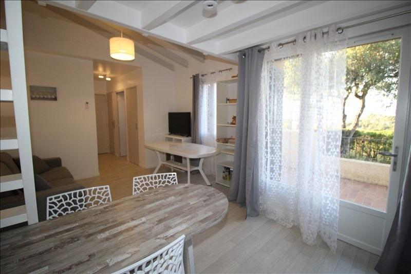 Sale apartment Porticcio 162000€ - Picture 1