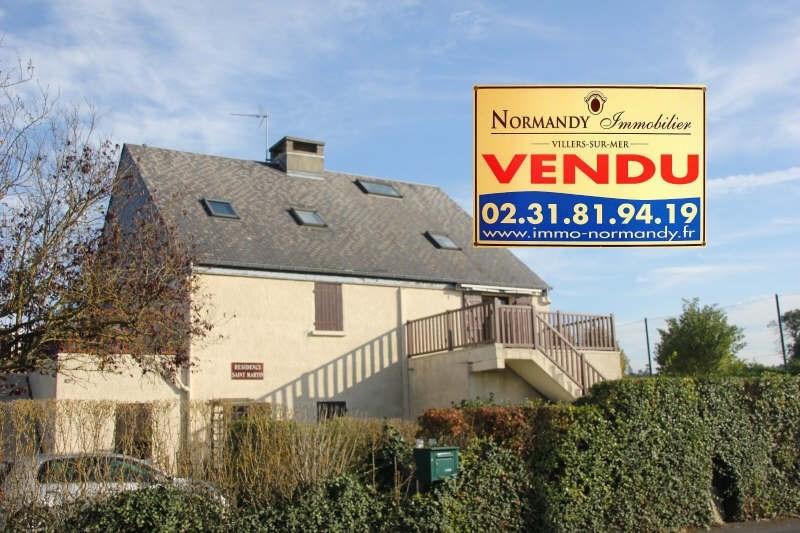 Vente appartement Villers sur mer 159000€ - Photo 1